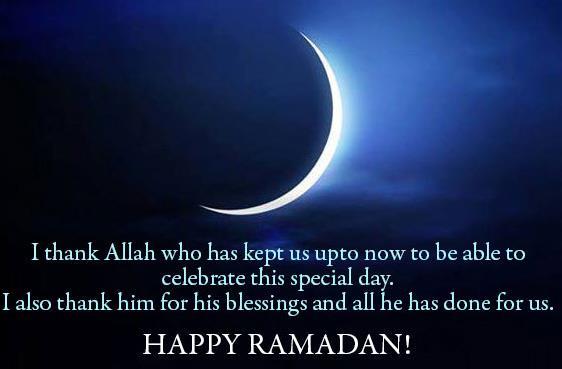 Happy Ramadan - Ramadan Greeting Images